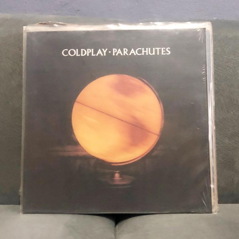 Vinyl Coldplay - Parachute ( Piringan Hitam )
