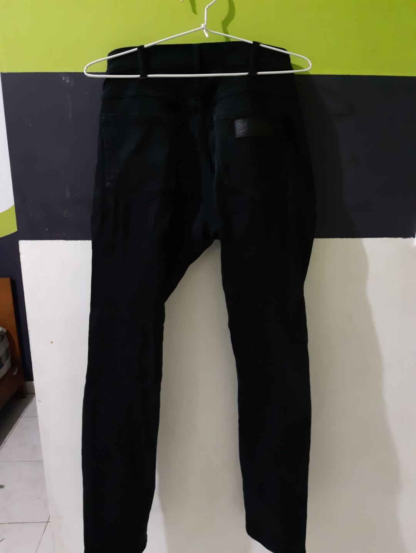 Wrengler Black Jeans
