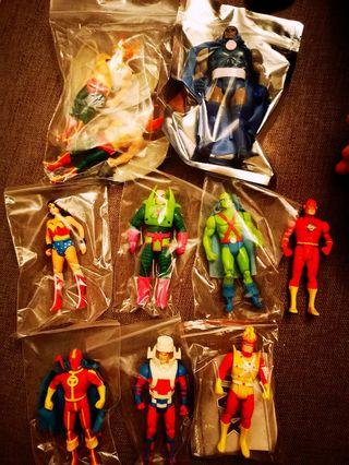 Vintage Kenner DC Super Powers