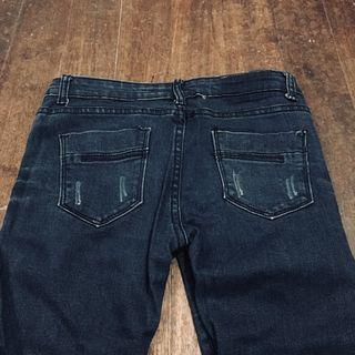 Dark Blue Pants Size 27-29