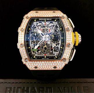 🚚 RM11-03 Diamond Rg/Ti
