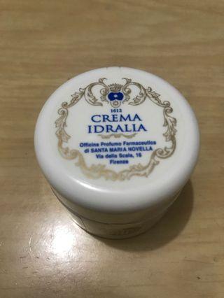 smn santa maria novella crema idralia 保濕面霜
