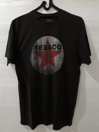 Texaco oil by old navy tshirt