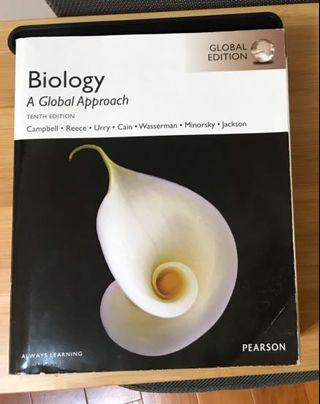 🚚 Campbell Biology 普通生物學 第十版