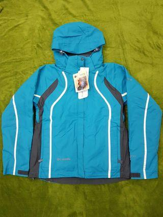 2 in 1 Columbia Jacket