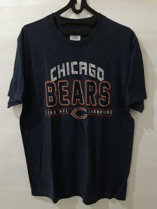 NFL team apparel tshirt