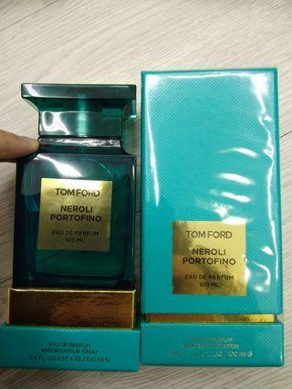 TOMFORD NEROLI PORTOFINO RETAIL BOX