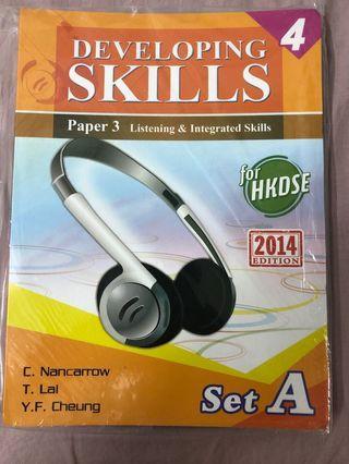 HKDSE Listening & Integrated Skills Paper 3