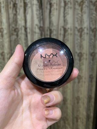 Nyx Mosaic Powder Blush On