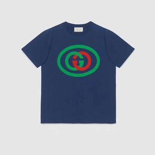 Gucci Interlocking G Tee