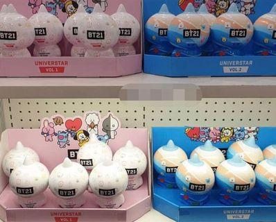 [OFFICIAL] BT21 Collectible Figure Blind Pack