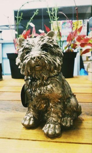 Bronze Art Animals - Dog