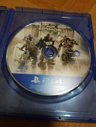 ps4 for honor 凈碟