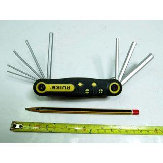五金工具-  套裝六角匙