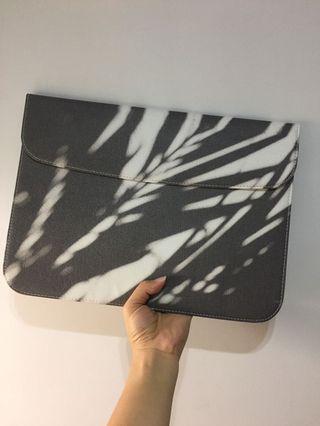 Shadow Print MacBook Care Case Bag 樹影蘋果電腦彷皮保護套