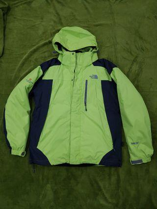 3 in 1 North Face Down Jacket