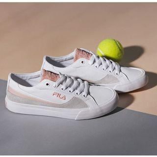 🚚 #289 Fila Center Court Centre White and Pink