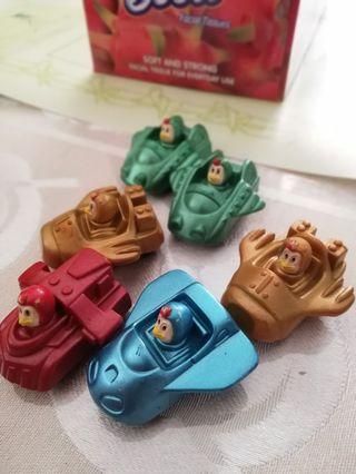 MCD KFC Toys
