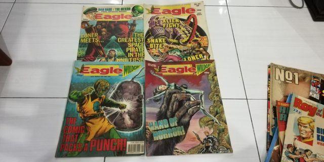 80s Comics