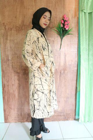 Outwear.hijab abstrak