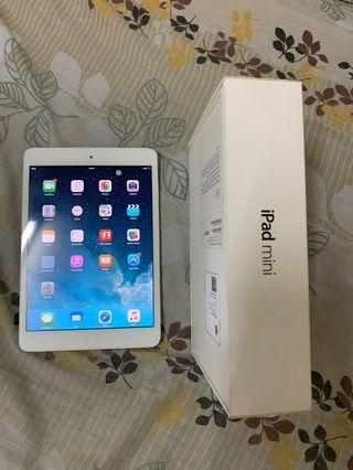 Premium Silver Color iPad Mini 16gb