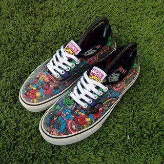 Vans Authentic X Marvels Comics