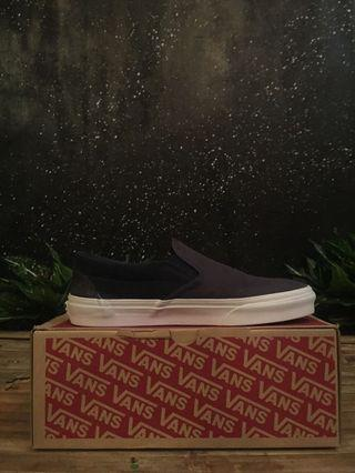 Vans Classic Slip-on (Surplus Nylon) Dress blue,  (Size: 42, 27Cm).