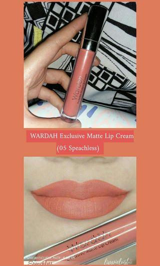 WARDAH Lip Package (Get 2 Items)