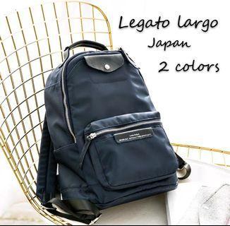 日本Legato largo新款背囊背包
