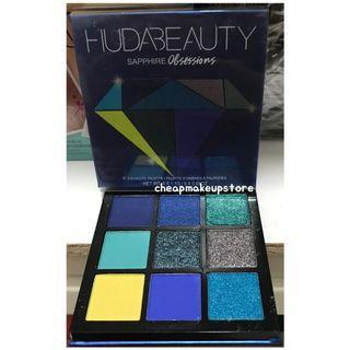 Sapphire Palette (Huda Obsession)