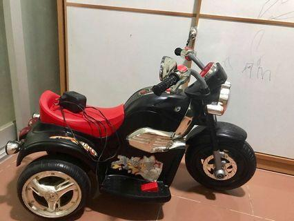 Electric bike for kids