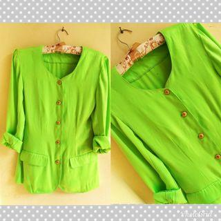 🚫SALE🚫 Blazer green