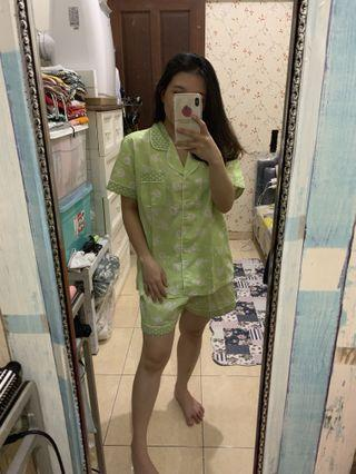 Green Pajamas