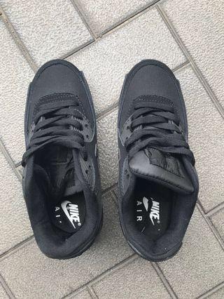 Nike Black AirMax #XMAS50