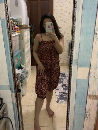 Browny Jumpsuit