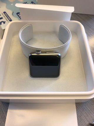 Apple Watch 42mm 不銹鋼 Series 1