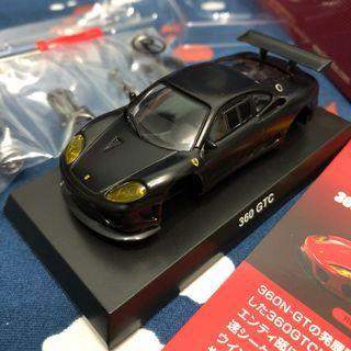 Kyosho 1/64 Ferrari 360 GTC