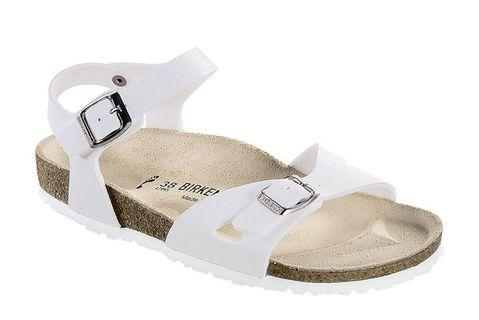 Birko-Flor Sandals (WHITE)