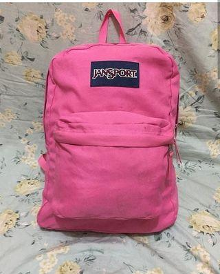Jansport pink original second