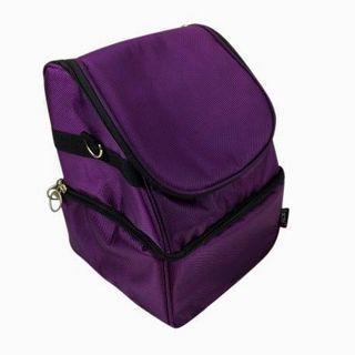 Lacte Mobi Breastpump Cooler Bag (Purple) #Ramadan75