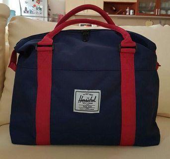 (NETT) Herschel Travel Bag - Navy