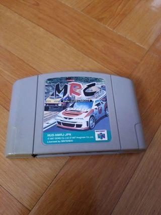 N64  賽車