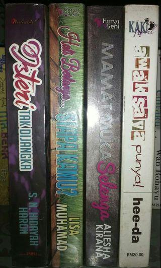 Malay Novels Preloved