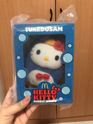 🚚 Hello Kitty Bubbly World: Tuxedosam
