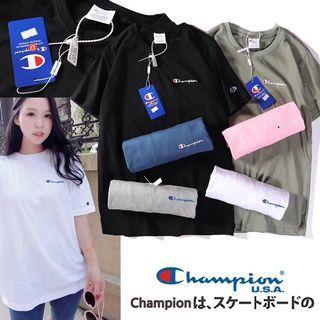 Champion Tee 短袖T恤
