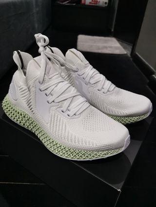 Adidas Alphaedge 4D Running Shoes US 8