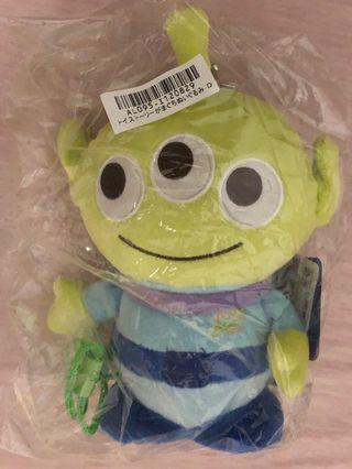 Toy Story - Clasp Plushy D 三眼仔小斜揹包
