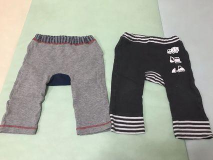 Aeon 80碼 BB長褲 BB褲仔 (0-9M)