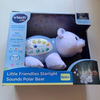 VTech Baby - Little Friendlies Starlight Sounds Polar Bear