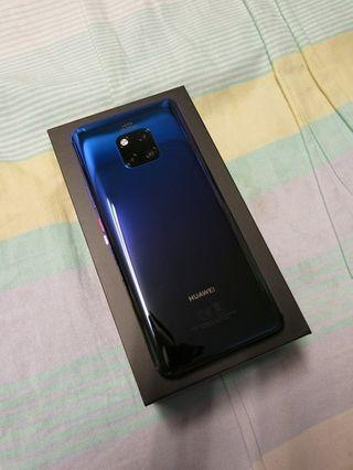 🚚 華為 HUAWEI Mate20 Pro 極光色 6GB/128GB (G7 MIX 3 R17 S9 XZ)